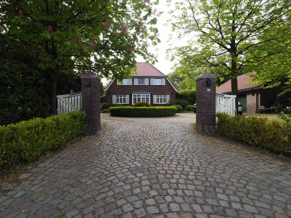 Neubau eines Einfamilienhauses, Rastede