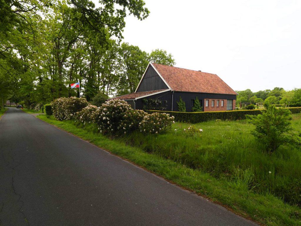 Sanierung eines Bauernhauses, Rastede