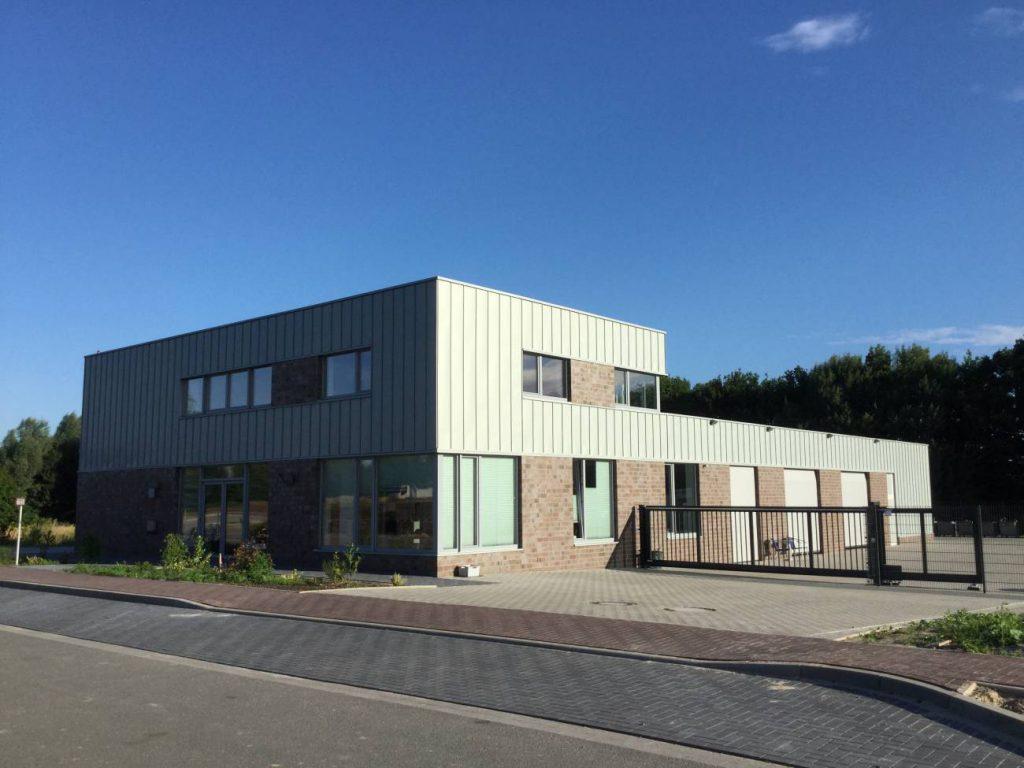 Neubau eines Gewerbebetriebes, Oldenburg