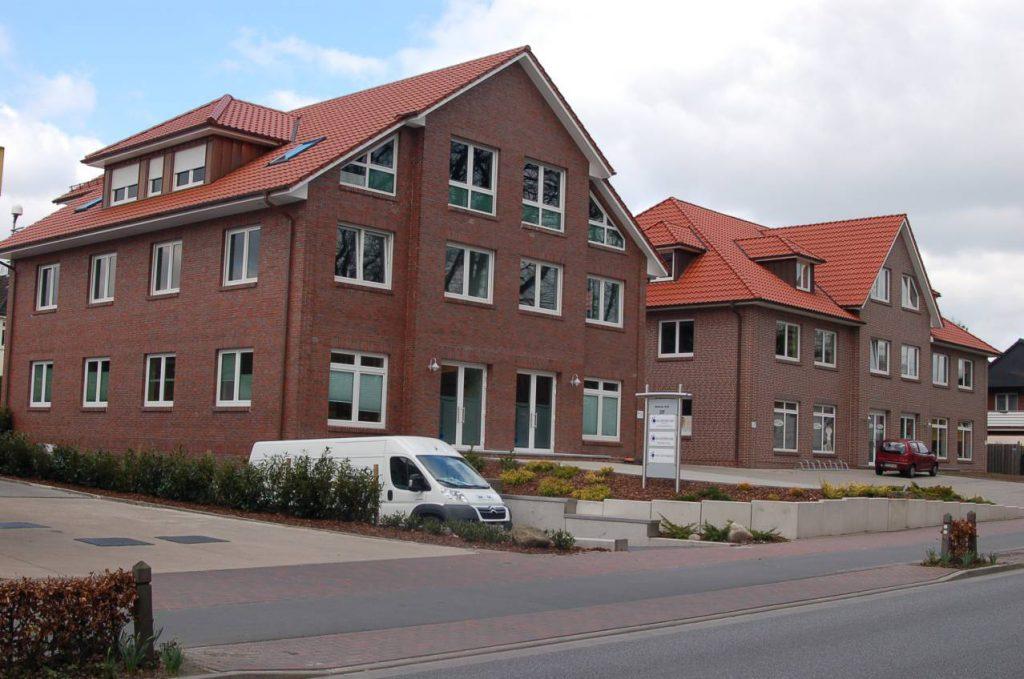 Neubau eines Geschäftshauses, Rastede